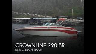 [UNAVAILABLE] Used 2006 Crownline 290 BR in Linn Creek, Missouri