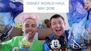 Walt Disney World Haul - May 2018 - Shopping Haul