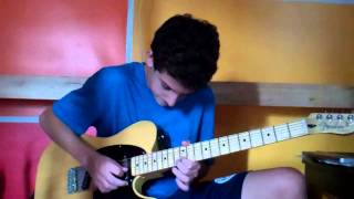 Acoustic Guitar Solo | 13 Years Old