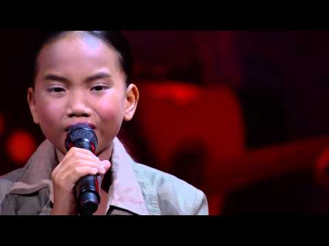 The Voice Kids Thailand - Semi Final - แพร - ตลอดเวลา 29 Mar 2015 video