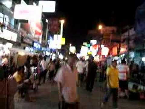 Khao San Road, Bangkok, Thailand – Backpacker's Paradise