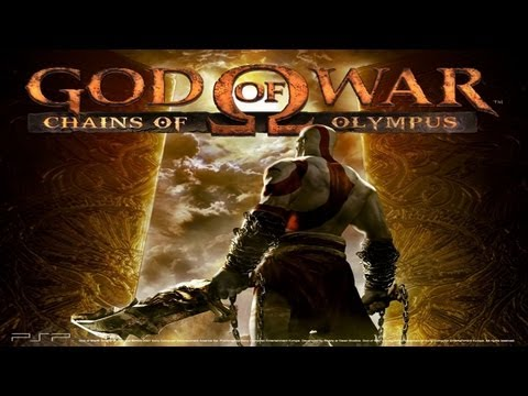 God Of War Chains Of Olympus Walkthrough - Complete Game video