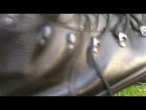 Para Boots  Mk 5   Ex  German Army