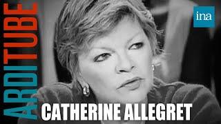 Catherine Allegret à propos de ses parents - Archive INA