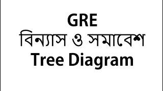 Counting|| Permutation AND Combination || Part 2 || Tree Diagram || বিন্যাস ও সমাবেশ