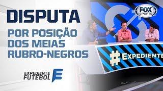 DIEGO X ARRASCAETA: A equipe do Expediente Futebol analisou quem deve ser titular no Flamengo