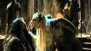 Thranduil Scenes from The Hobbit (a tribute to Lee Pace) - HD