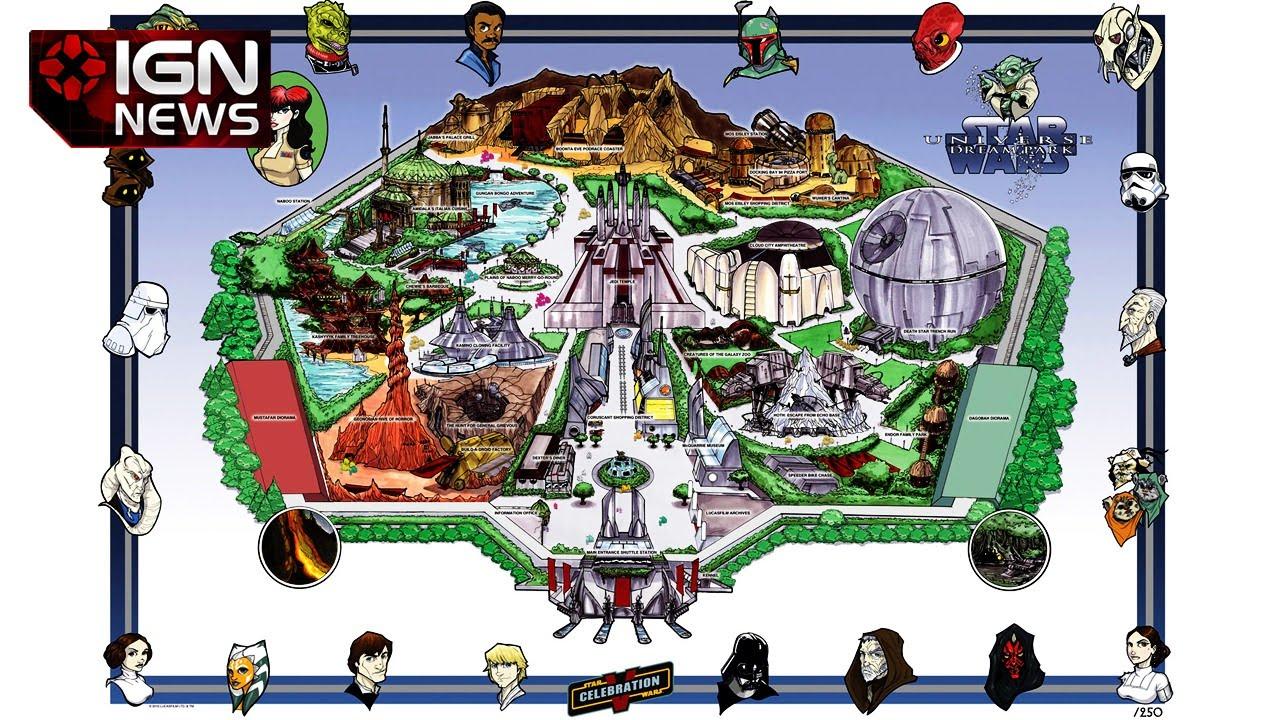 Star Wars Disney Movie Plans Star Wars Disney Theme Park