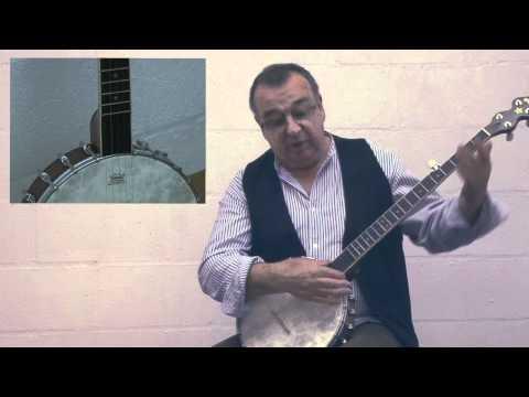 Pilgrim by Vintage VGB003 Banjo-YouTube