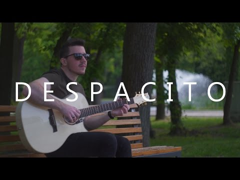 Despacito - Luis Fonsi Ft. Daddy Yankee (fingerstyle Guitar Cover By Peter Gergely)