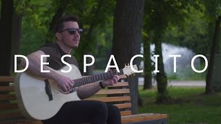 Download Lagu Despacito - Luis Fonsi ft. Daddy Yankee (fingerstyle guitar cover by Peter Gergely) Gratis STAFABAND