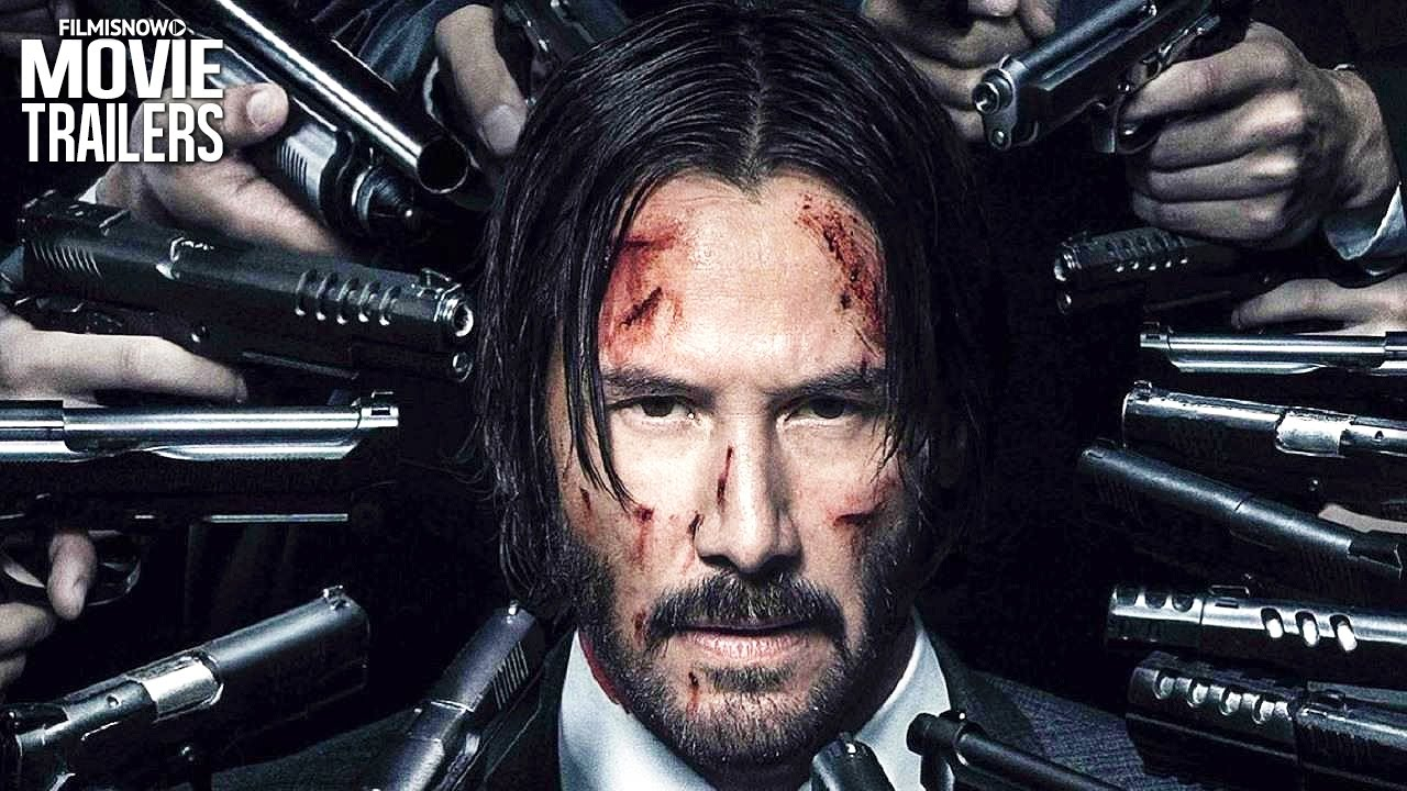 JOHN WICK 2 | Keanu Reeves is the man - the myth - the Legend
