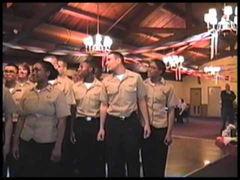 Navy's Top Admiral, Congressman Attend Recruit Graduation at Naval