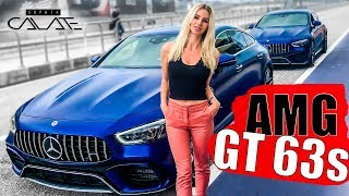 Der Neue AMG GT63S | RACE Start | DRIFT Mode | EDITION 1