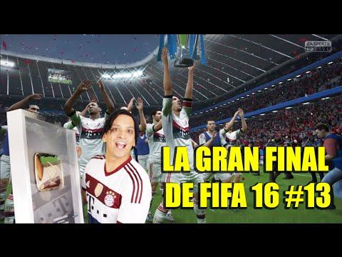 La Gran Final de Fifa 16 #13