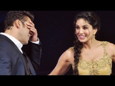 Sunny Leone With Salman Khan: A Rare Moment