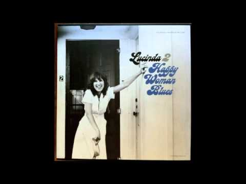 Lucinda Williams - Happy Woman Blues