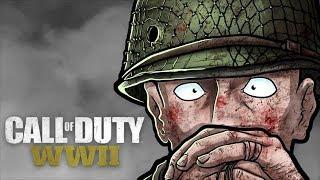 CoD WWII Sweaty Stream w/ Wildcat and Basically!