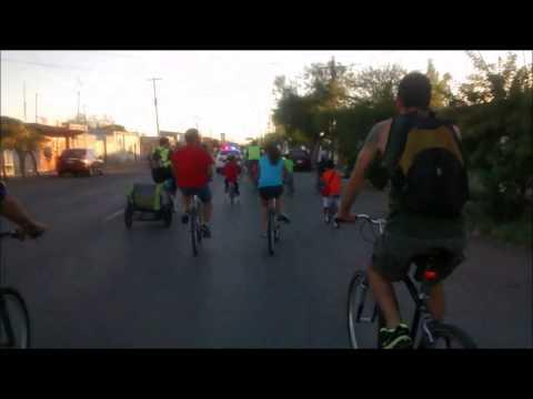 Delicias en bici demo