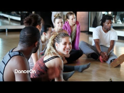 MOVEMENT ONE - Teddy Forance, Kathryn McCormick, Allison Holker, tWitch - Behind The Scenes