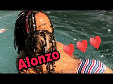 Alonzo passe ses vacances dans un luxe yacht 🔥🔥