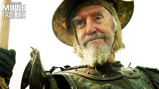 THE MAN WHO KILLED DON QUIXOTE International Trailer (2018) - Terry Gilliam Sci-Fi Adventure Movie
