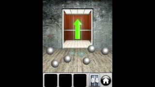 Прохождение игры 100 дверей 2013 4 уровень