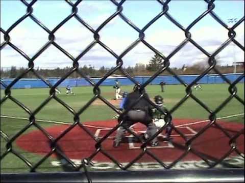 Shoreline Baseball vs. Edmonds Community College - Game 1 - March 30,2014