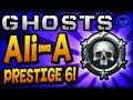 COD GHOSTS Prestige 6 (Ali-A) - Classes, K/D Stats & Tips! - (Call of Duty: Ghost Multiplayer)