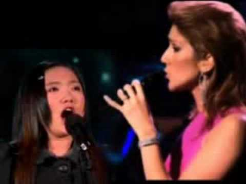 Charice Pempengco & Celine Dion - My Heart will Go On