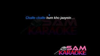 download lagu Main Phir Bhi Tumko Chahunga Arijit Singh Karaoke Sam gratis
