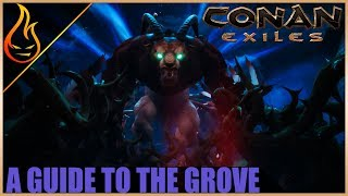 How To Get The Jhebbal Sag Religion Easy A Guide To The Midnight Grove Conan Exiles