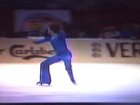 1981 Scott Hamilton Worlds Video