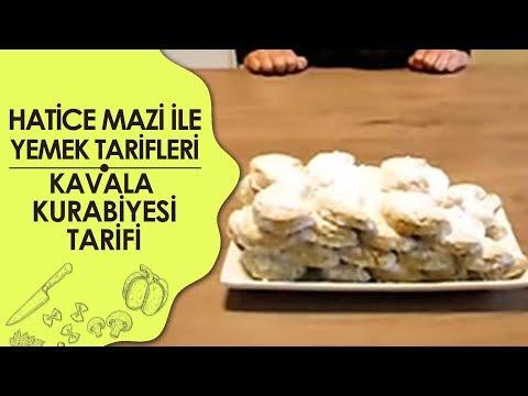 Kavala Kurabiyesi - Kurabiye Tarifi Videosu