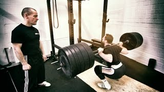 Squat Like A Weightlifter - FULL Workshop (eng sub)