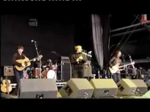 The Coral - Jacqueline (Live at T in the Park 2007)