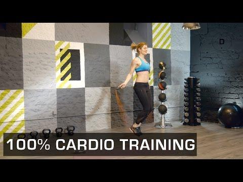 100% Cardio-training - Fitness Master Class