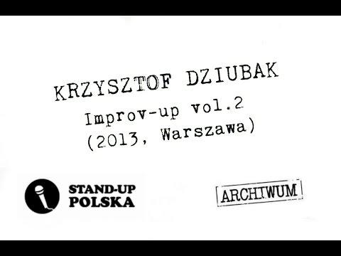 Krzysztof Dziubak - Improv-up Vol.2, 2013