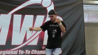 Brandon Cole - 1A Prelim - 23rd Place - MWR 2017 - Presented by Yoyo Contest Central