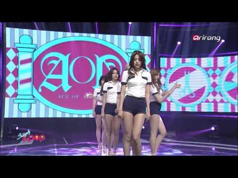 Simply K Pop Ep119 K.will , U KISS , HyoMin , UNTOUCHABLE , AOA , GOT7