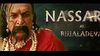 Special AV on Nassar || #Baahubali2