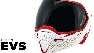 Empire EVS Paintball Mask - Unboxing - Official Badlands Paintball