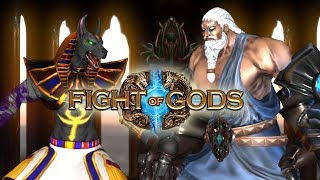 ANUBIS CAN'T BE STOPPED - Fight Of Gods: Anubis Arcade Run