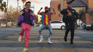 3 CRAZY BOIZ GO DANCING (VERY INSPIRATIONAL)