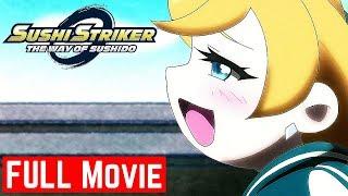 Sushi Striker: The Way of Sushido [Switch] - Full Movie (All Cutscenes)