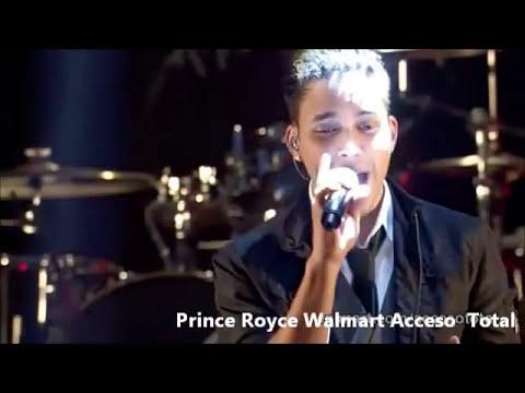 Prince Royce Walmart Acceso Total