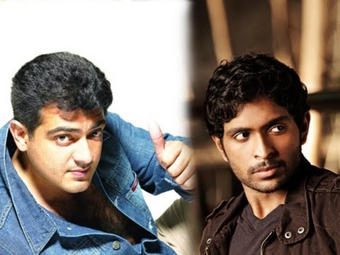 Ajith wishes Prabhu's Son Vikram