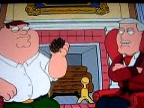 Pine Cone Family Family Guy Peter Eats a Pine