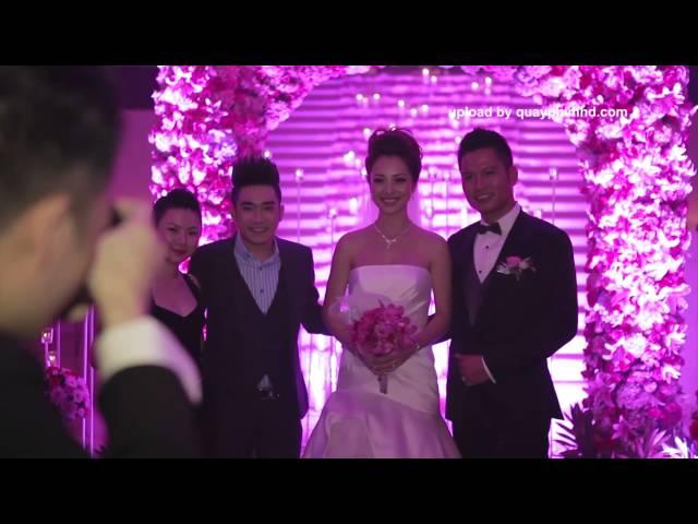 Đám cưới diễn viên MC, Hoa Hậu Jennifer Phạm và Đức Hải