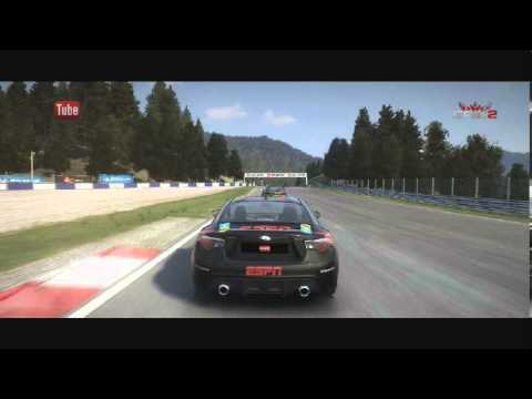 GRID 2: RED BULL RING RACE PERFECT OVERTAKE
